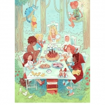The Great Kid Lit Tea Party